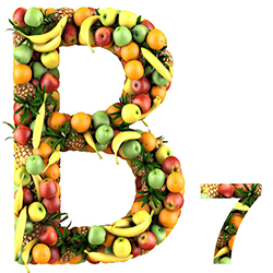 витамин B7 - биотин